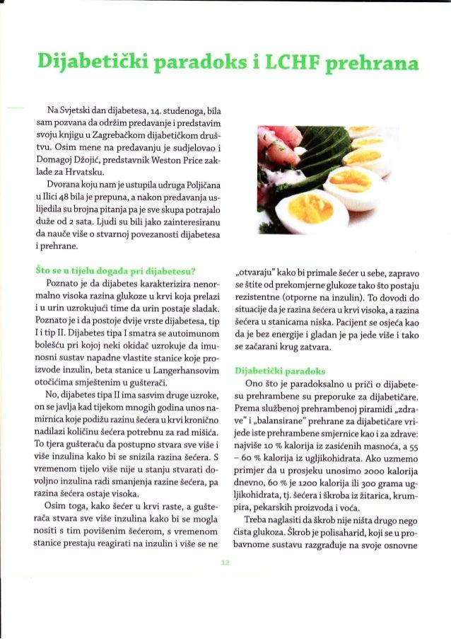 Diiabetiiki paradoks i tcHF prehrana Na Svjetski dan dijabetesa, 14. studenoga, bila sam pozvana da odrlimpredavanje i pre...
