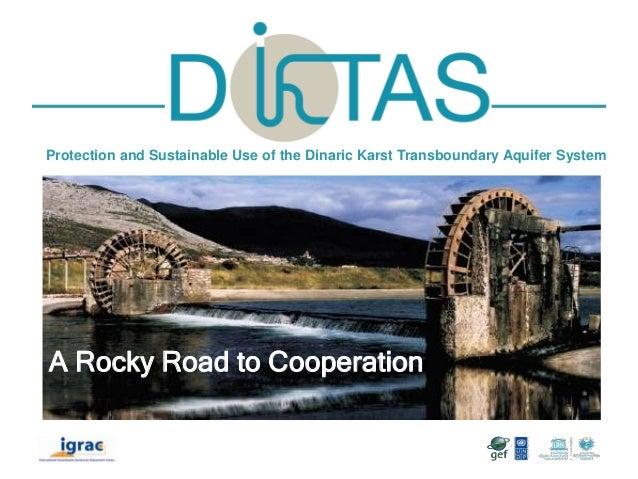 DIKTAS Project/IGRAC Experience