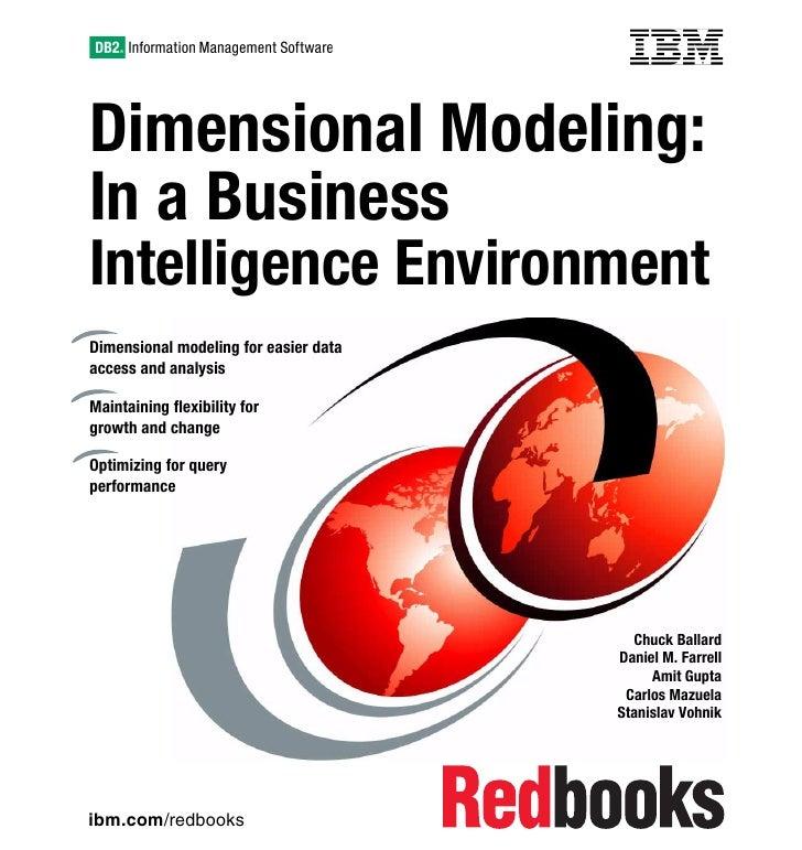 Dimensional modeling in a bi environment