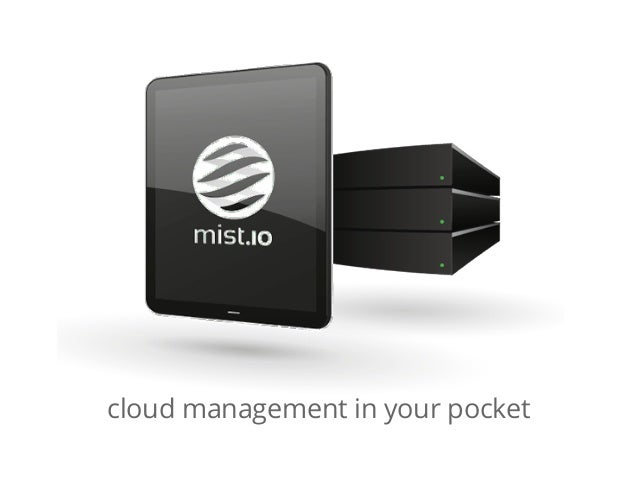 cloud management in your pocket