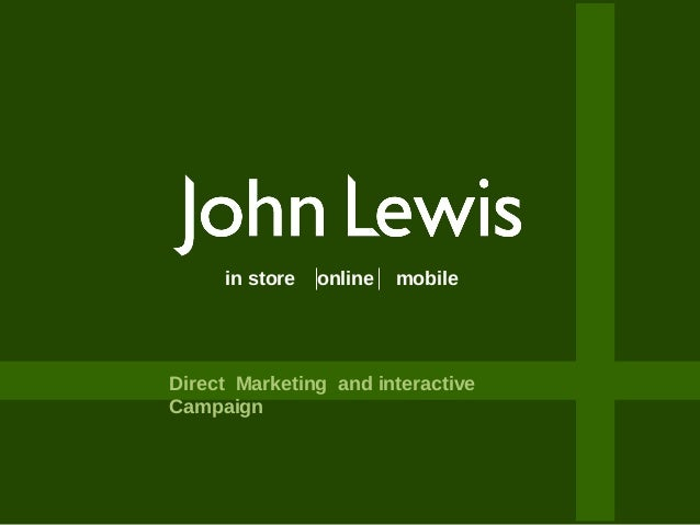 john lewis partnership essay Partnerships essay - partnerships deed of partnership a written document that sets out the business relationship between members case study john lewis partnership 1.