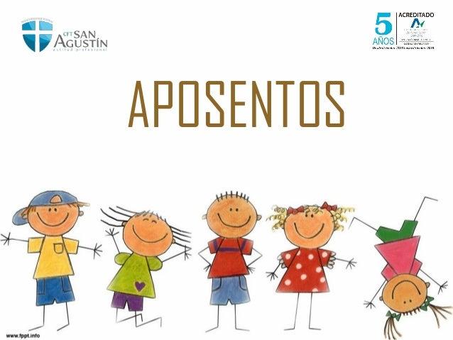 APOSENTOS
