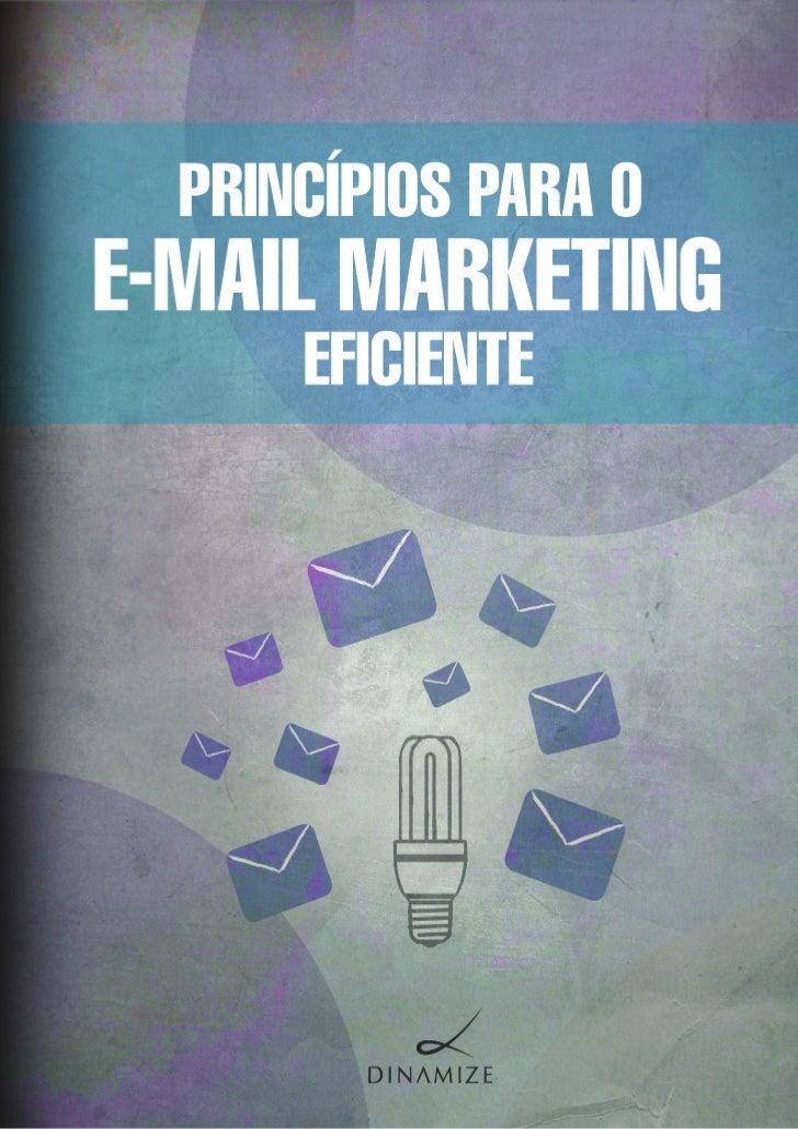 Dinamize - Princípios para o e-mail marketing eficiente