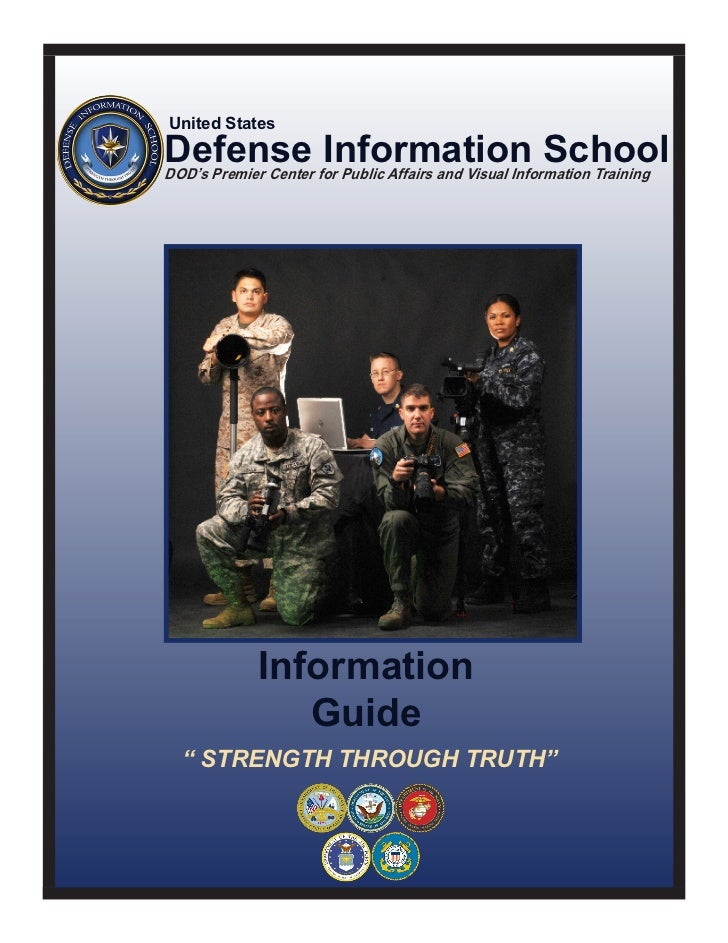 United StatesDefense for Public Affairs and Visual Information TrainingDOD's Premier Center                     Informatio...