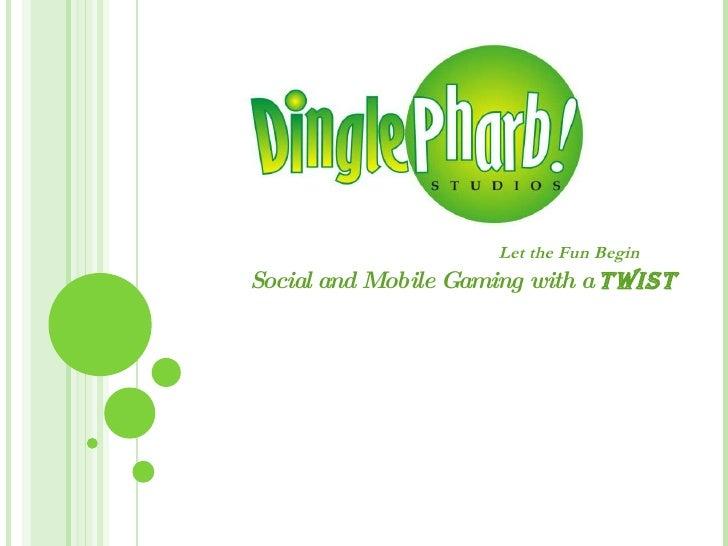 Dinglepharb Company Presentation