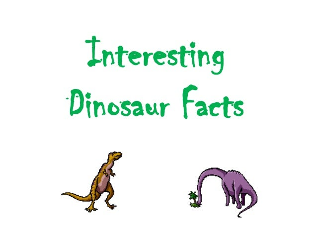 an analysis of the interesting topics about dinosaurs Ten interesting topics for a rhetorical analysis essay writing a rhetorical essay is not that difficult once you have understood what it is all about.