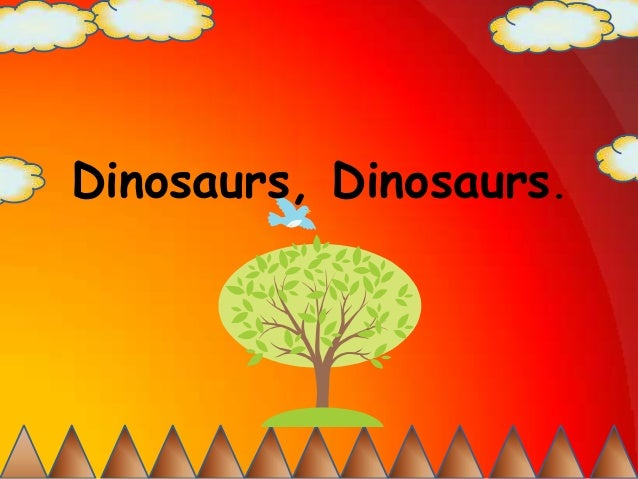 Dinosaurios.-ACTIVIDADES DE LA VISITA.