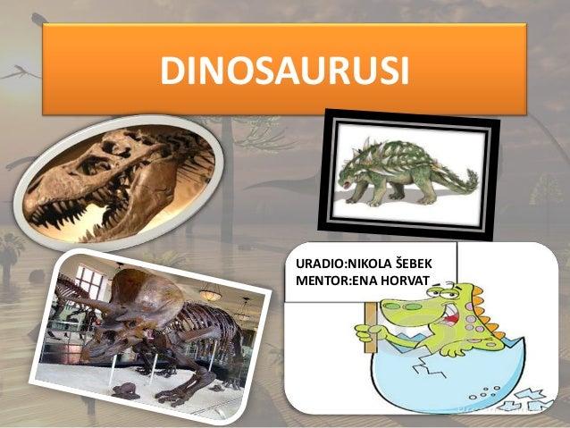 Dinosaurusi 2