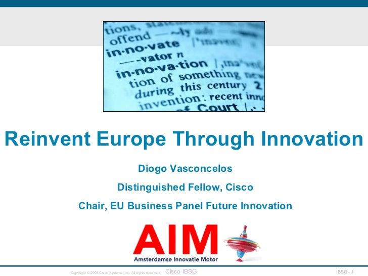 Presentatie Amsterdamse Innovatie Motor door Diogo Vasconcelos