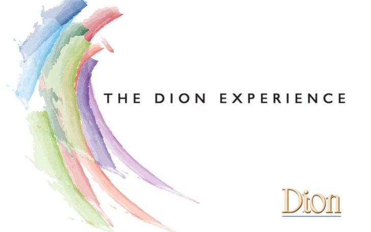 Dion experience ppt