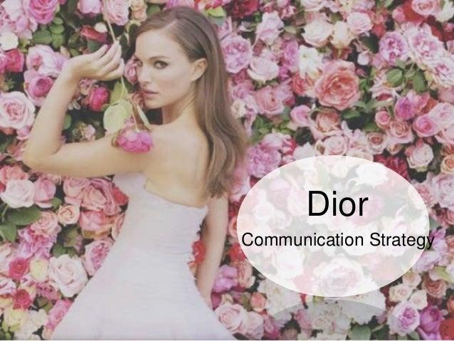 Dior Communication Strategy