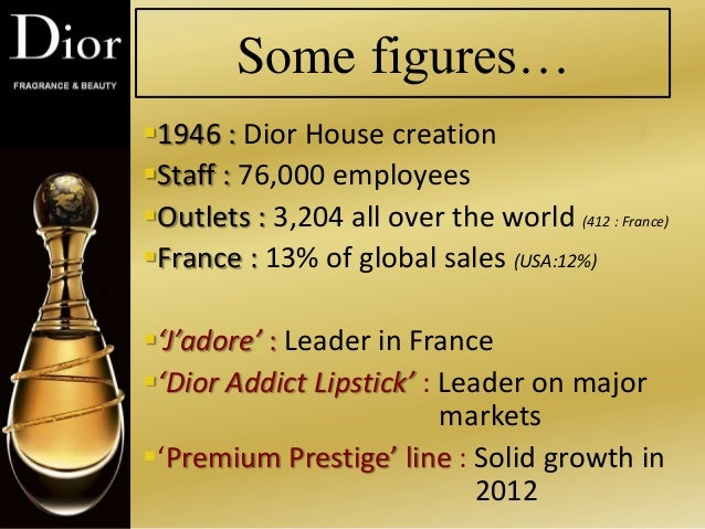 swot christian dior Marketing plan for perfume j'adore, by dior popular fragrances of the brand for  women christian dior analysis company analysis • goals l'oreal swot analysis.