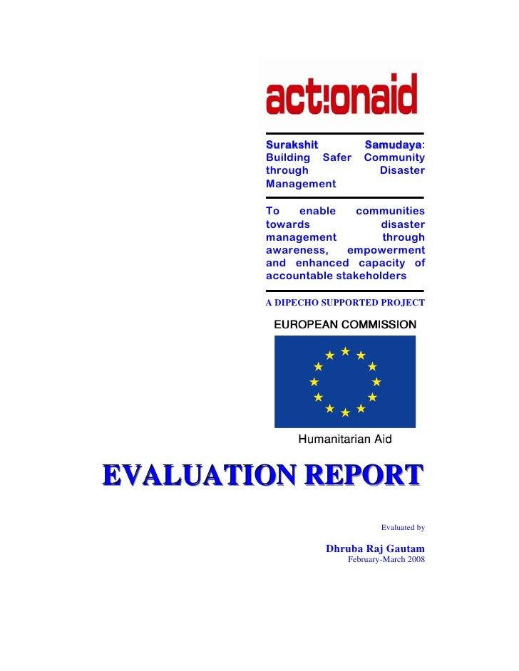 Dipecho iv aan evaluation final report