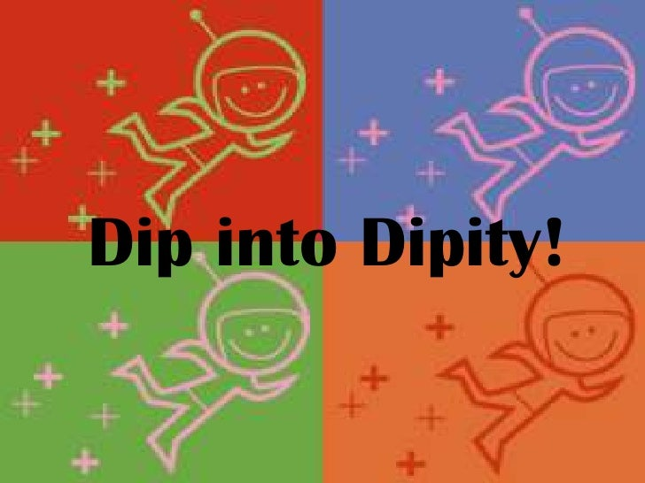 Dip into Dipity!<br />