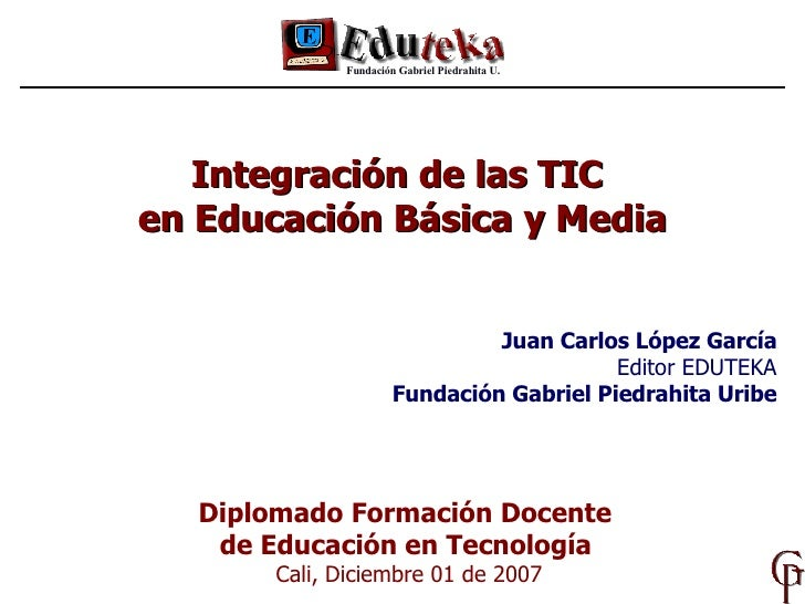 Diplomado Tecnologia