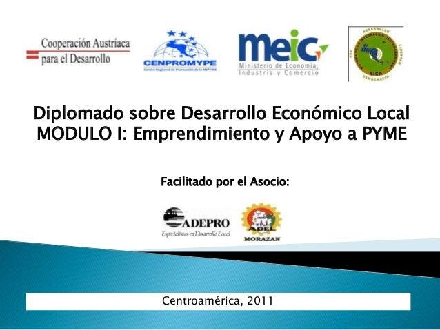 Leyes y Decretos sobre MIPYMES en Costa Rica