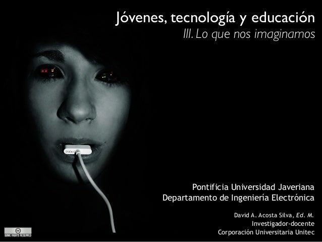 Jóvenes, tecnología y educación (2)