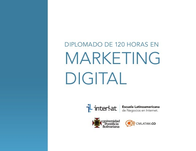 Diplomatura en Marketing Digital 2014