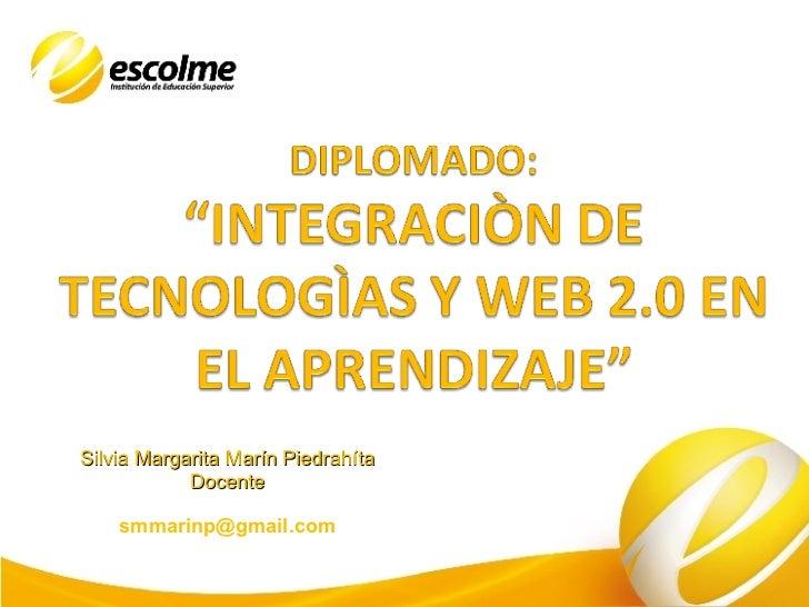 Diplomado Web2.0 Simma2008
