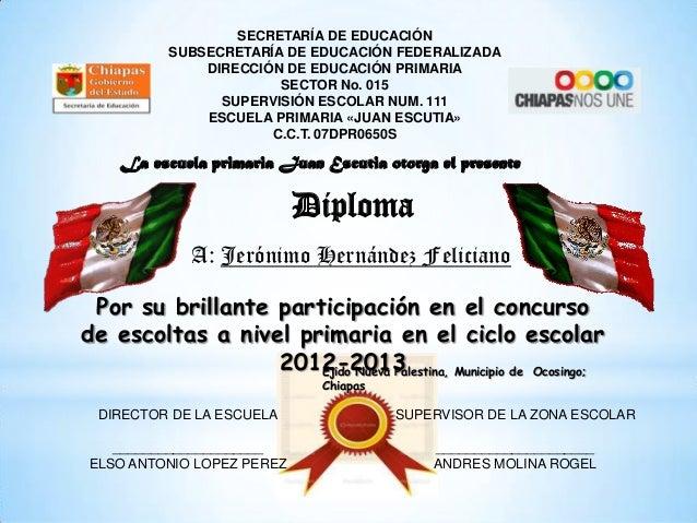 Formatos De Diplomas Para Concursos De Escolta   MEJOR CONJUNTO DE