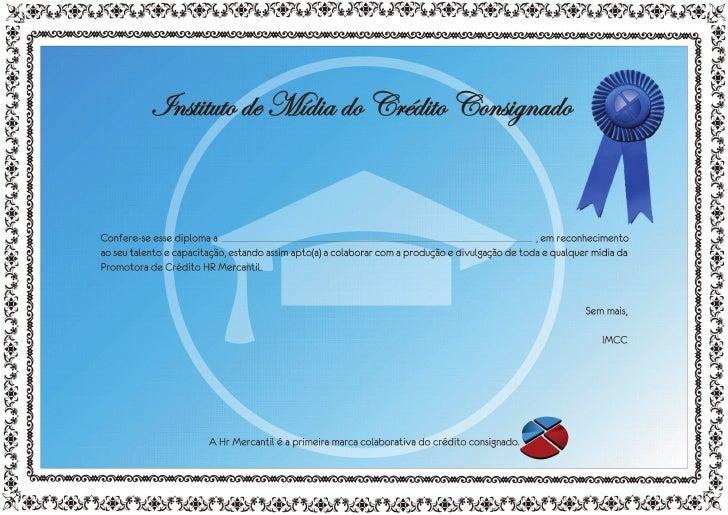 Diploma Hrmercantil