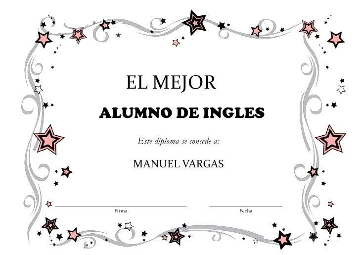 Diplomas word for Nomina en blanco para rellenar word