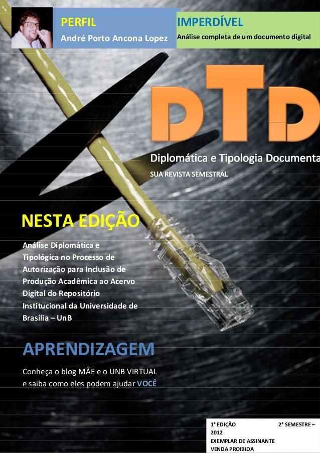 PERFIL                      IMPERDÍVEL          André Porto Ancona Lopez    Análise completa de um documento digitalNESTA ...
