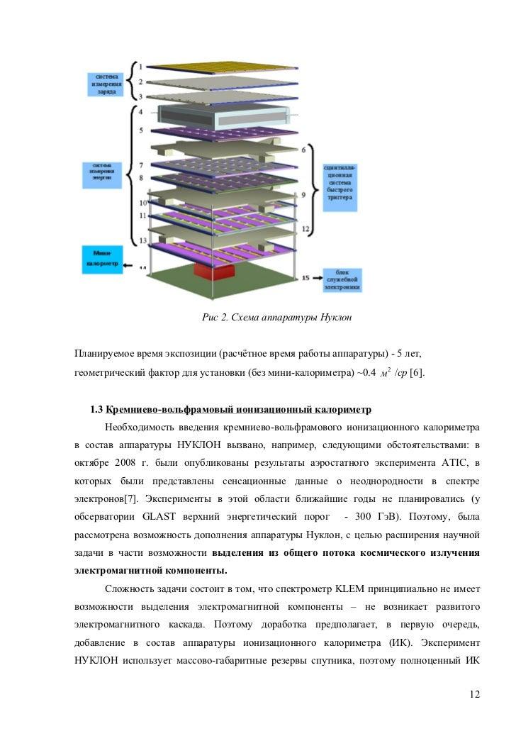 Схема аппаратуры