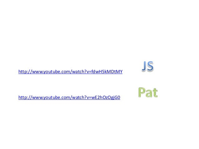 http://www.youtube.com/watch?v=fdwH5kMDtMY  http://www.youtube.com/watch?v=wE2hOzOgjG0