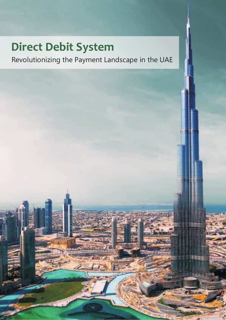 Direct Debit SystemRevolutionizing the Payment Landscape in the UAE