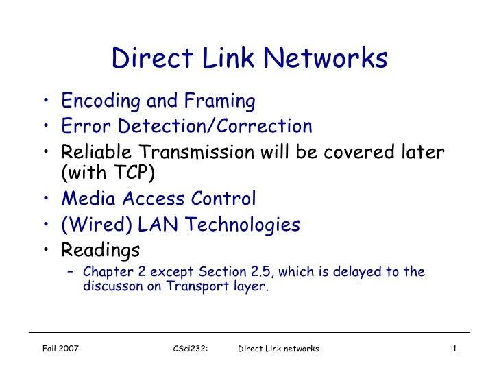 Direct Link Lan