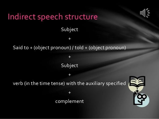 Simple english speech