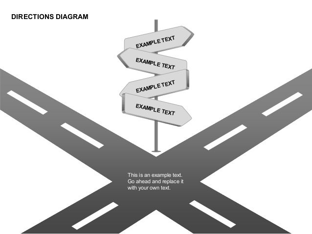 Directions Diagram Collection