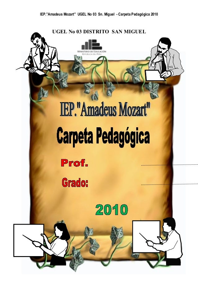 Directiva para el 2014 MED -Perú