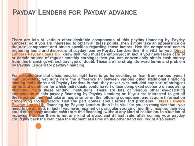 100 day loans direct lender - 3