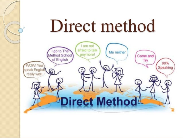 Direct method class presentation/by Nazik