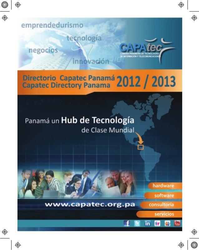 contenido  DIRECTORIO DE TECNOLOGÍAS DE LA                                            - MENSAJEINFORMACIÓN Y TELECOMUNICAC...