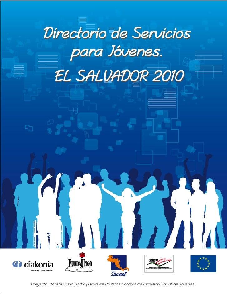 Directorio jóvenes 2010