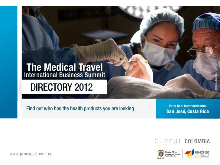 The Medical Travel      International Business Summit                                                                     ...