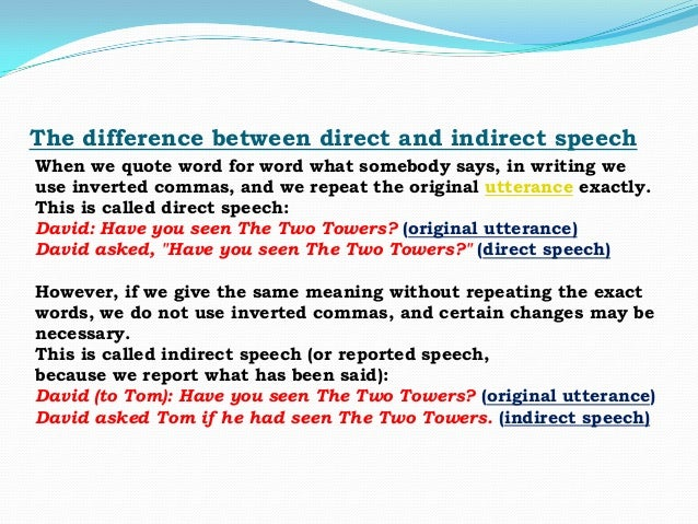 Speech Essays