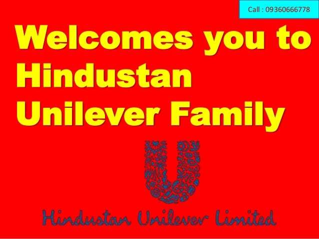 hindustan unilever marketing mix Hul changes strategy to push products  where unilever has an advantage and  where we will be able to build the market for the long-term.