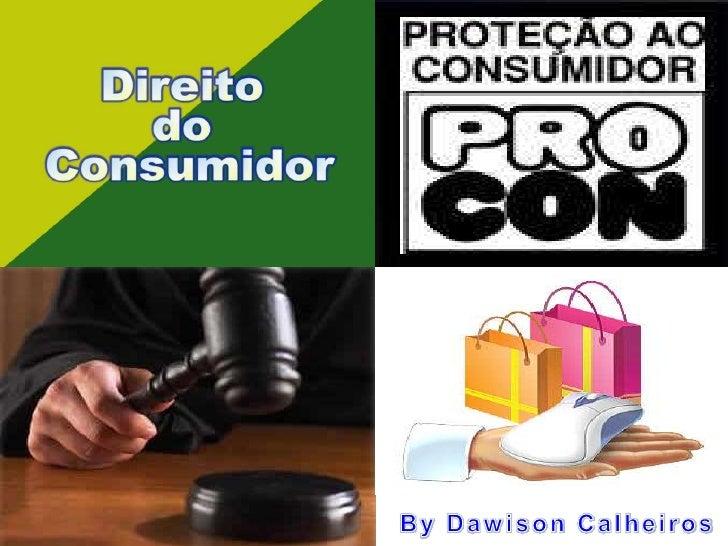 Direito Do Consumidor   Aula úNica