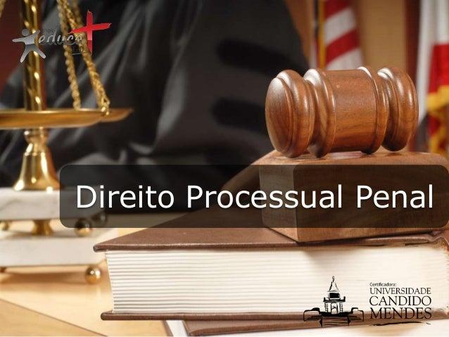 Resultado de imagem para direito processual penal