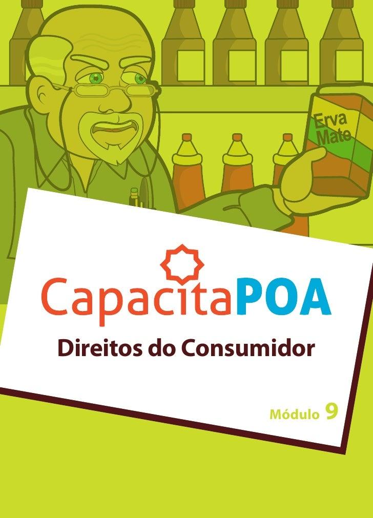 Cartilha - Direitos do Consumidor