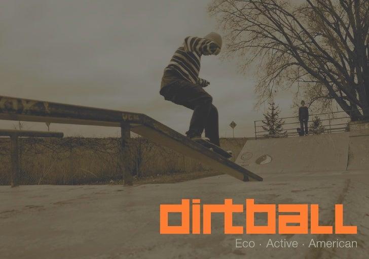 Dirtball U.S. Special Edition Catalog