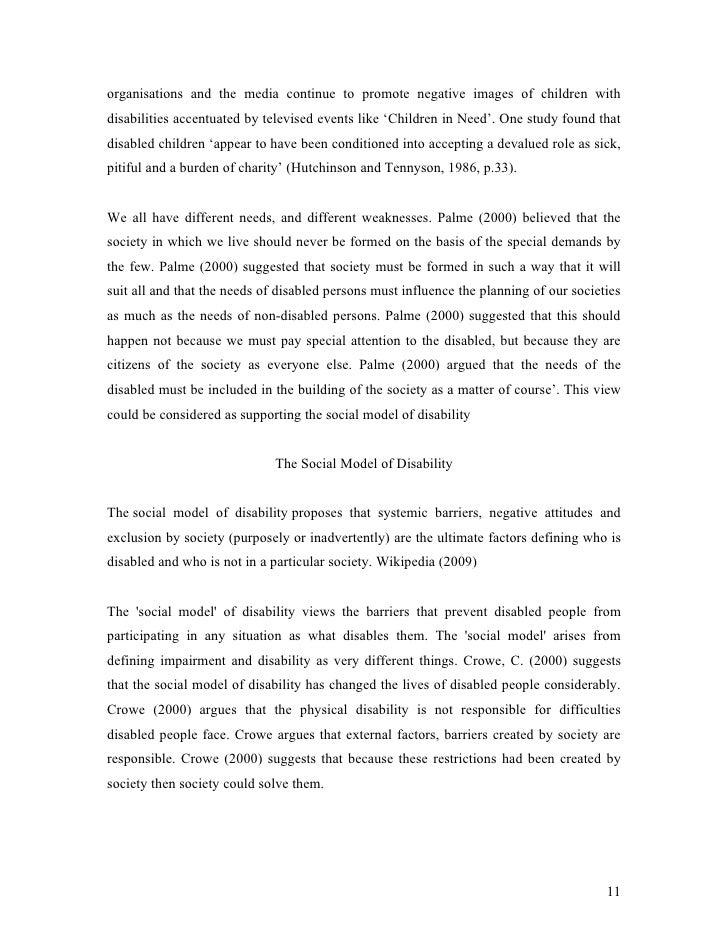 essays on childhood development