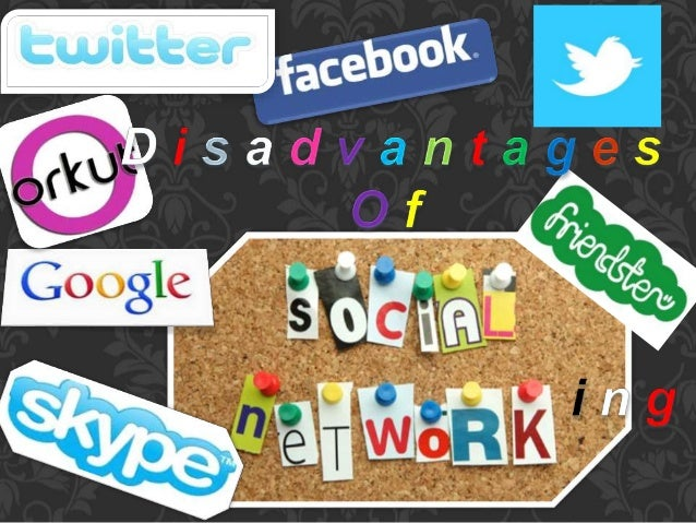 advantages and disadvantages of social networks essay