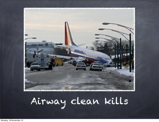 Le Cong: Airway Clean Kills