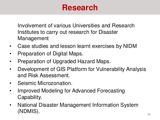 disaster and management essay in hindi Emergency management is the and immediate measures need to be taken to prevent that state turning into a disaster thus, emergency management is.