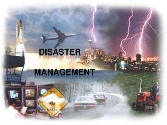 Disaster managment 8th 9th